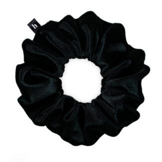 HELLA BLACK SCRUNCHIE - BASIC